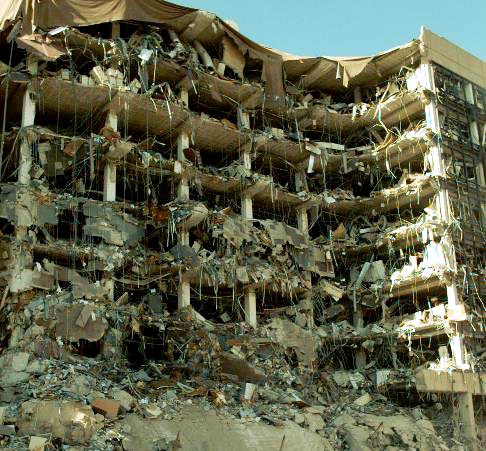 the oklahoma city bombing in april 19 1995 The bombing of the alfred p murrah federal building in oklahoma city on april 19, 1995 was the deadliest act of homegrown terrorism in us history, resulting in the deaths of 168 people.